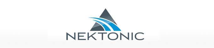 Nektonic Website Banner Image