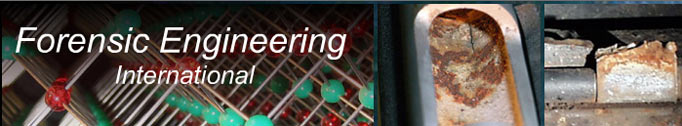 Forensic Engineering International Website Image