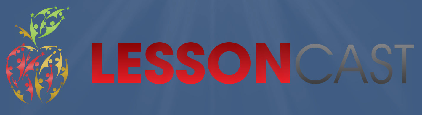 LessonCast Website Banner Image