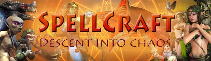 Spell Craft Website Banner Image