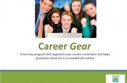 Talent Marks & Career Gear