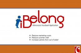 iBelong Facebook Application