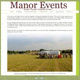 Manor Events
